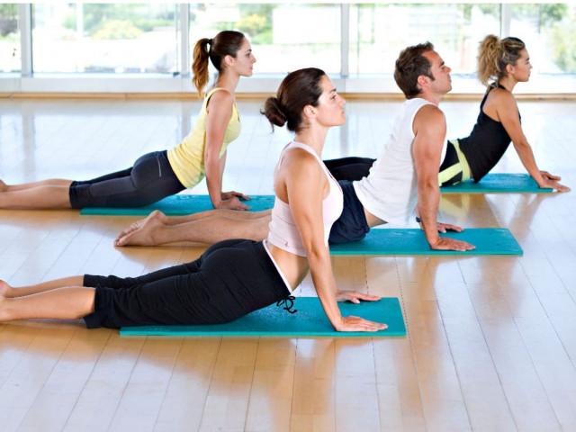 Become Yoga