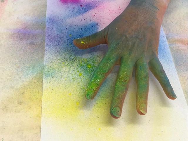 Vashti Taverner Art Therapy