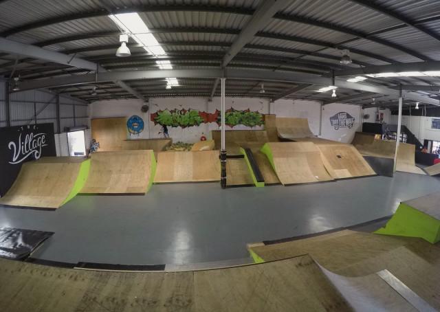 Skatepark Session
